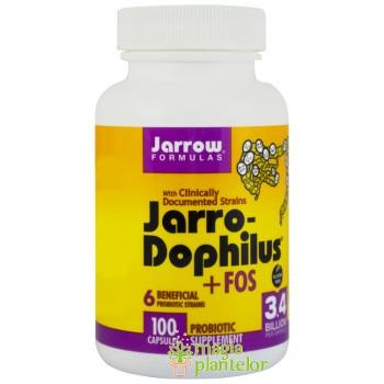 Jarro-Dophilus + FOS 100 CPS - Jarrow FORMULAS-Secom