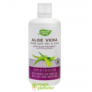 Aloe vera gel 1 L - NATURE'S WAY - Secom