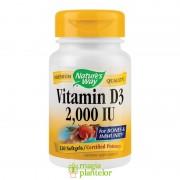 Vitamin D3 2000UI 120 CPS - Secom