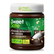 Crema intensa cacao alune padure cu stevie Sweet&Safe 220 G - Sly Nutrition