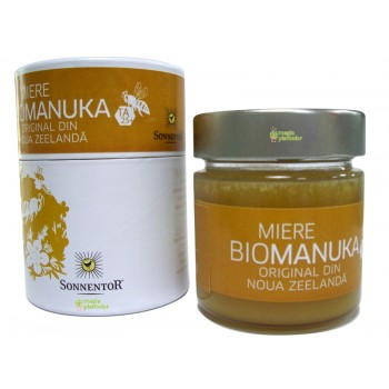 Miere Manuka bio TA25+ antibacteriană 250 G - Sonnentor