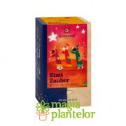 Ceai elixir scortisoara eco 18 DZ - Sonnentor