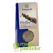 Condiment piper negru macinat eco 35 G - Sonnentor