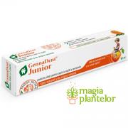 Pasta dinti Gennadent junior portocala 80 ML - Vivanatura