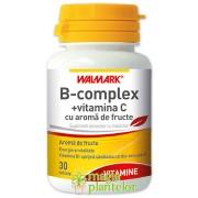 B-complex + Vitamina C 30 TB - Walmark
