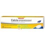 Calciu efervescent 20 TB - Walmark