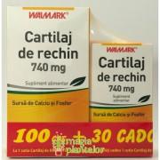 Cartilaj de rechin 100+30 CPS - Walmark
