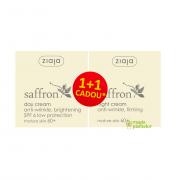 Crema antirid zi + noapte sofran 60+ 50 ml - Ziaja