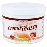 Crema masaj cofeina 500 ML – Herbavit