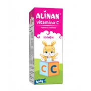 Alinan vitamina C kids solutie 20 ML - Fiterman