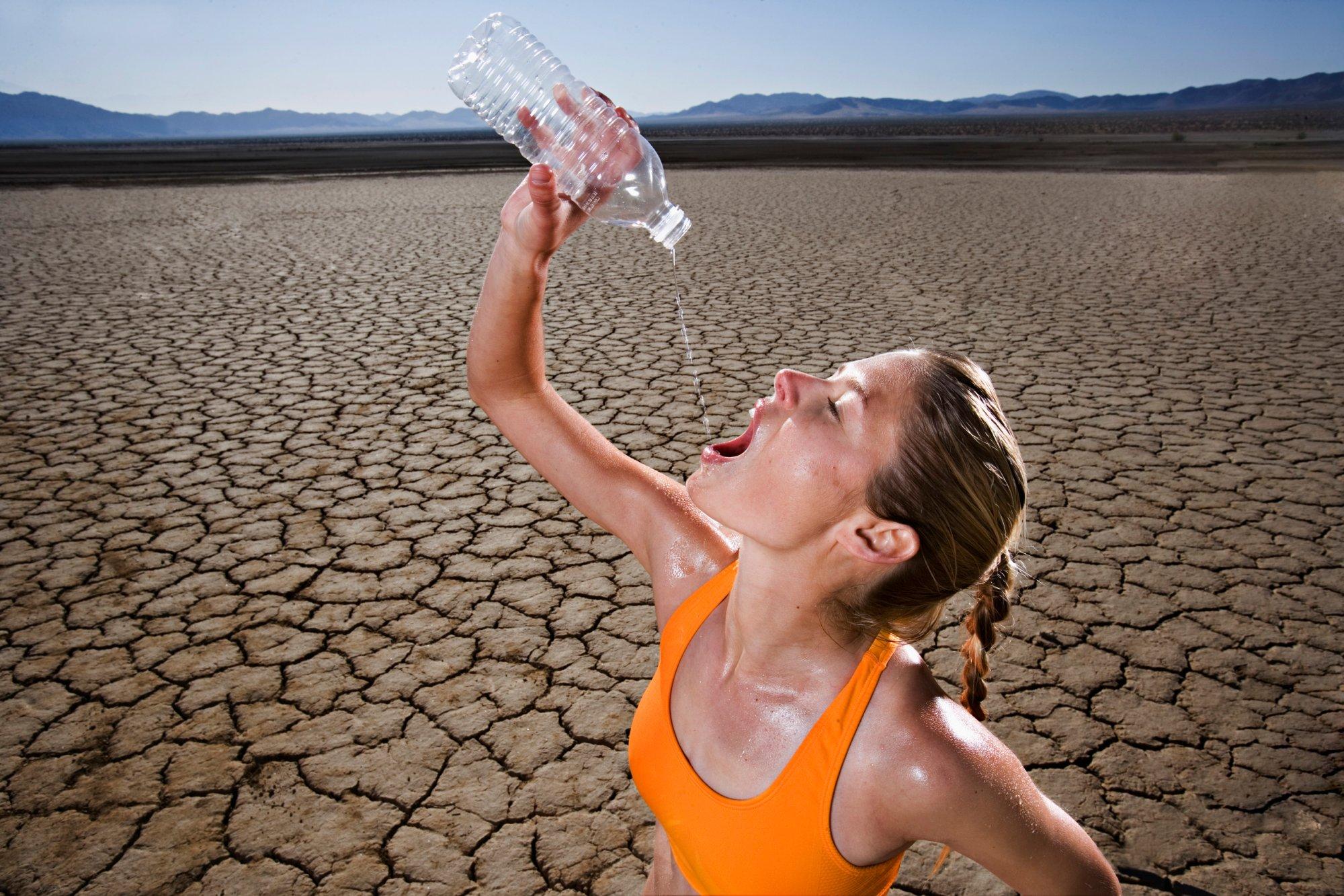 Ce este deshidratarea?